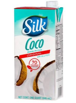 Bebida Coco Silk Original 946ml