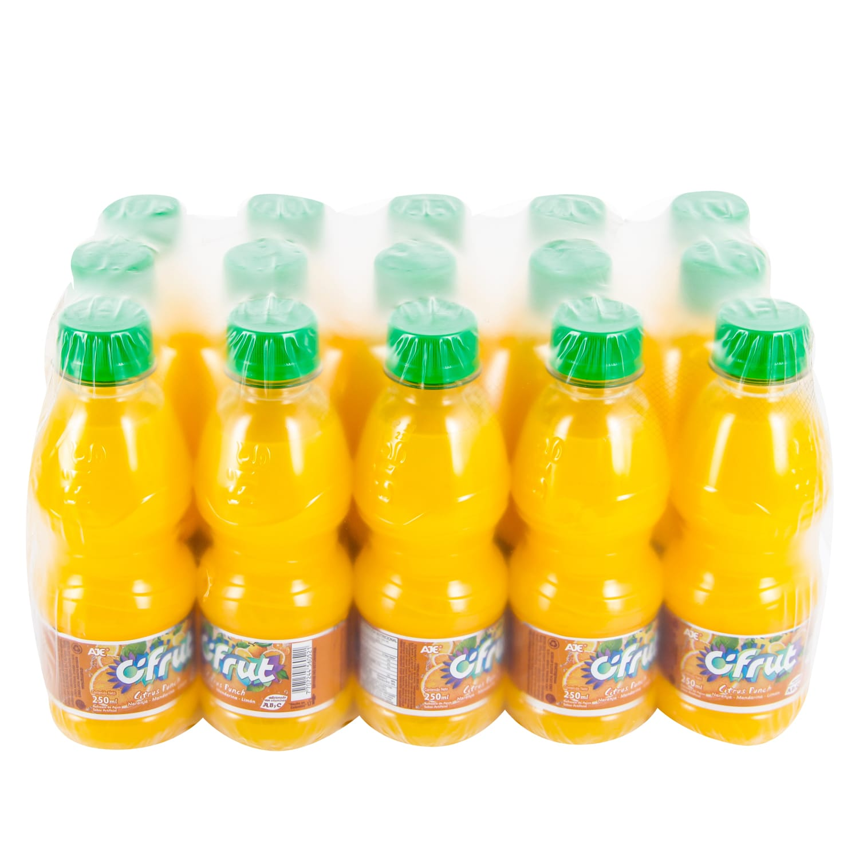 Refresco Cifrut Citrus 250ml X15u