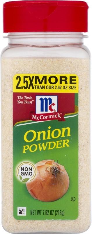 Cebolla Mccormick Molida 216g
