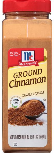 Canela Mccormick Molida 510g