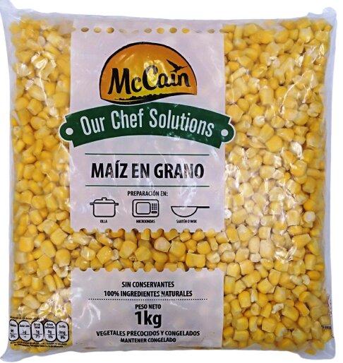 Maiz Desgranado Mccain 1kg