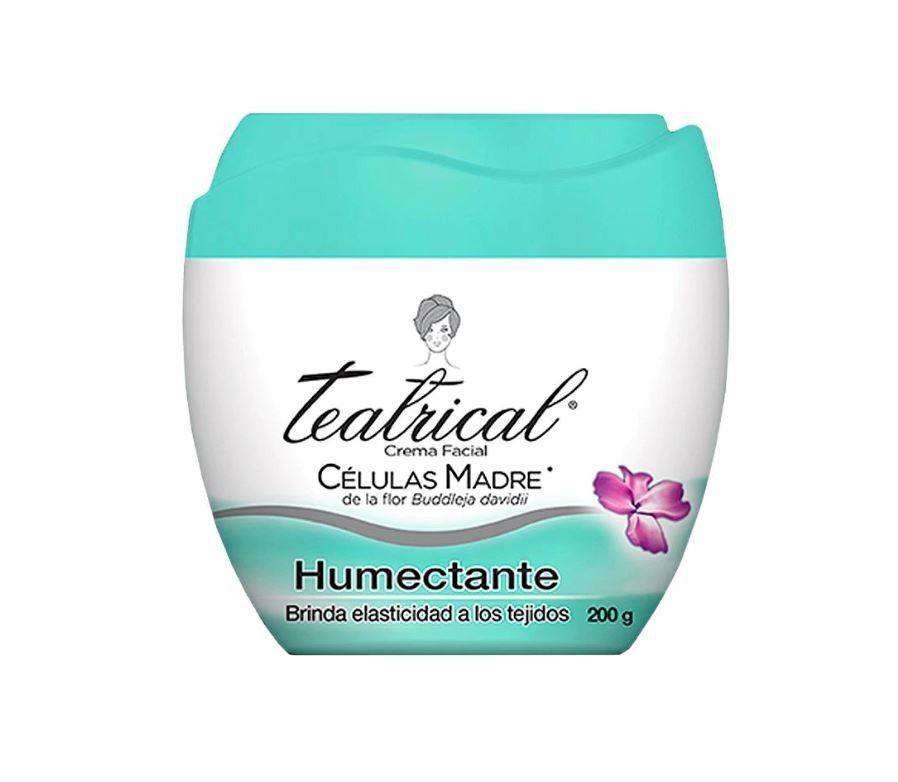 Crema Humectante Teatrical 200g