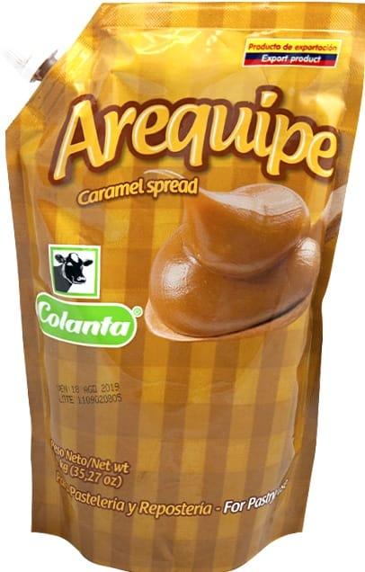 Arequipe Colanta 1000g