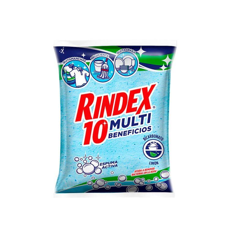 Detergente Rindex 10 Multibeneficios 4k