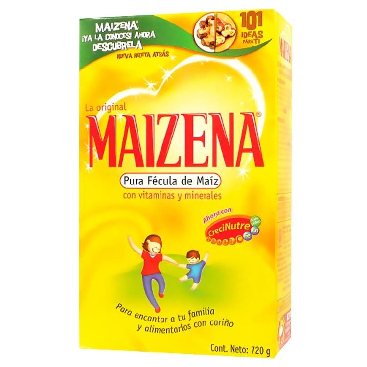 Fecula Maizena 720g