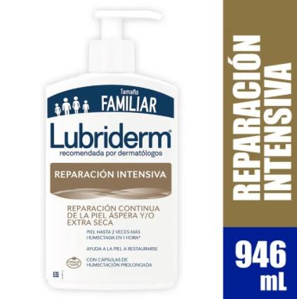 Crema Lubriderm Reparación Intensiva 946ml