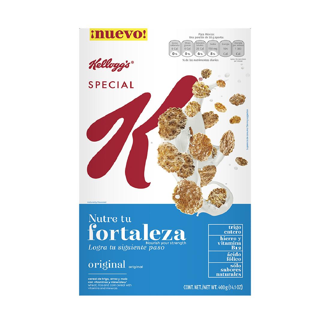 Cereal Special k Original 400g