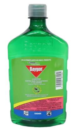 Insecticida Liquido Baygon Multiproposito 475ml