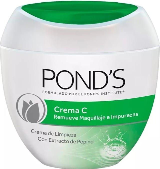 Crema de Limpieza con Extracto de Pepino Ponds 195g