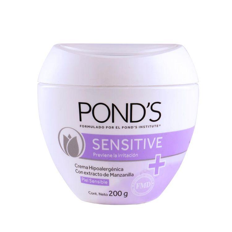 Crema Ponds Sensitive 200g