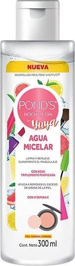 Agua Micelar Ponds Yuya 300ml