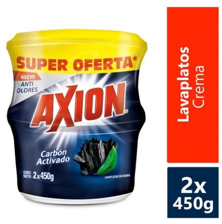 Lavaloza Crema Axion Carbon 450g x2