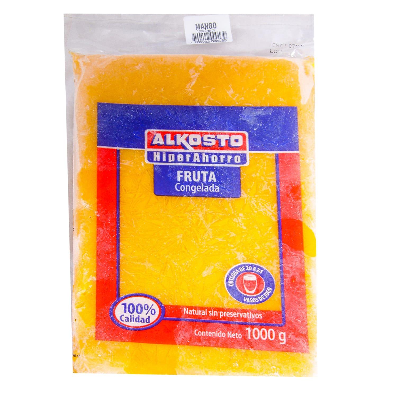 Fruta Congelada Mango Alkosto 1kg