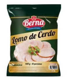Lomo de Cerdo Berna 500g