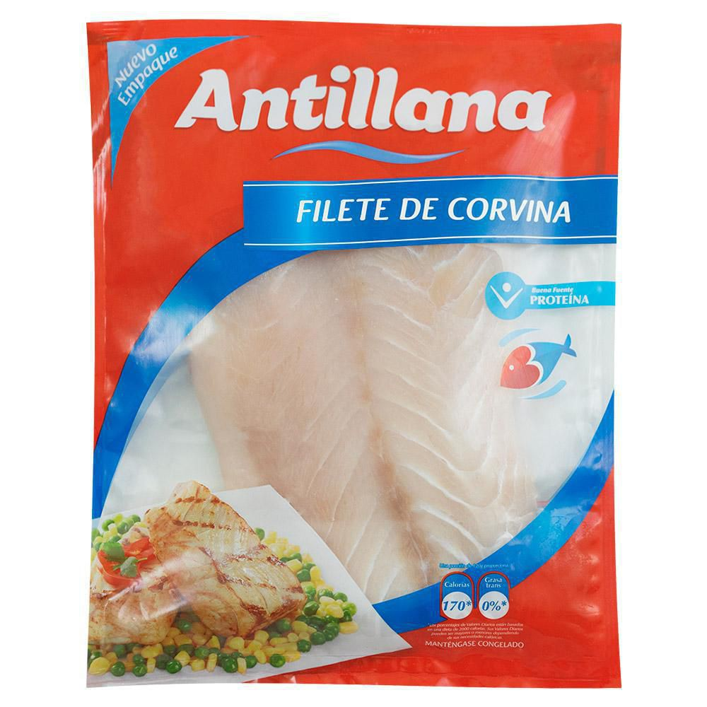 Filete Corvina Antilana 450g