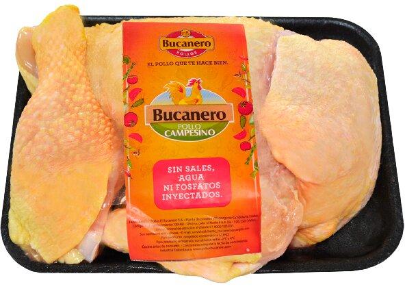Medio Pollo Campesino 1 1kg