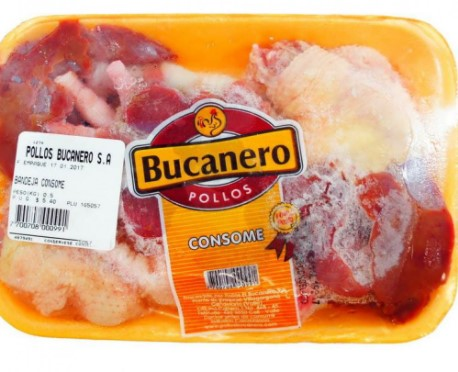 Consome Congelado Bucanero 500g