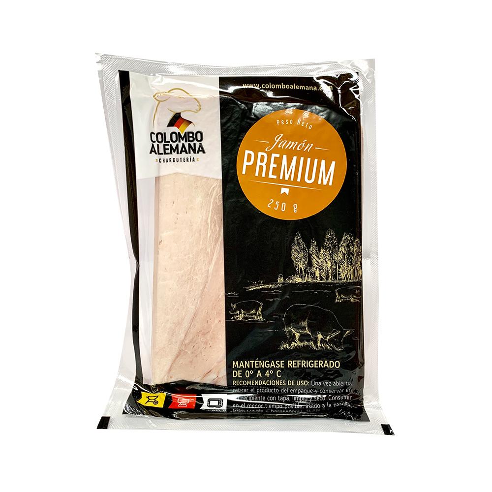 Jamón Premium Tajado 250 g
