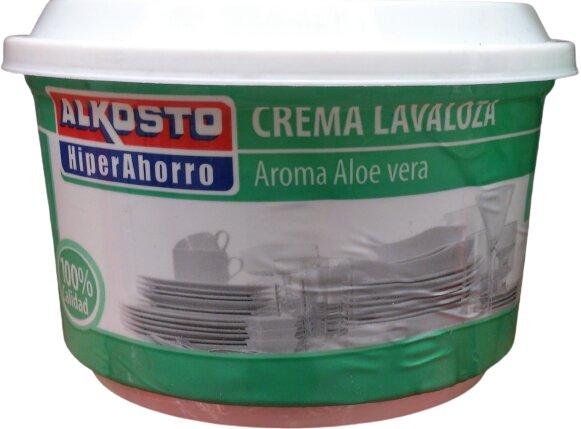 Lavaloza Crema Alkosto Aloe Vera 1000g
