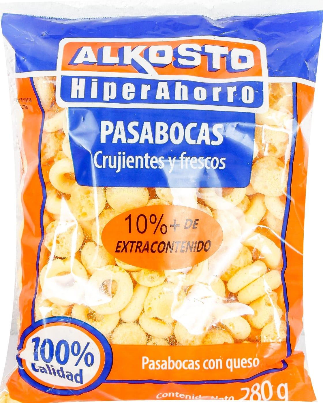 Rosquitas Besitos Alkosto 280g 10 Extra Contenido