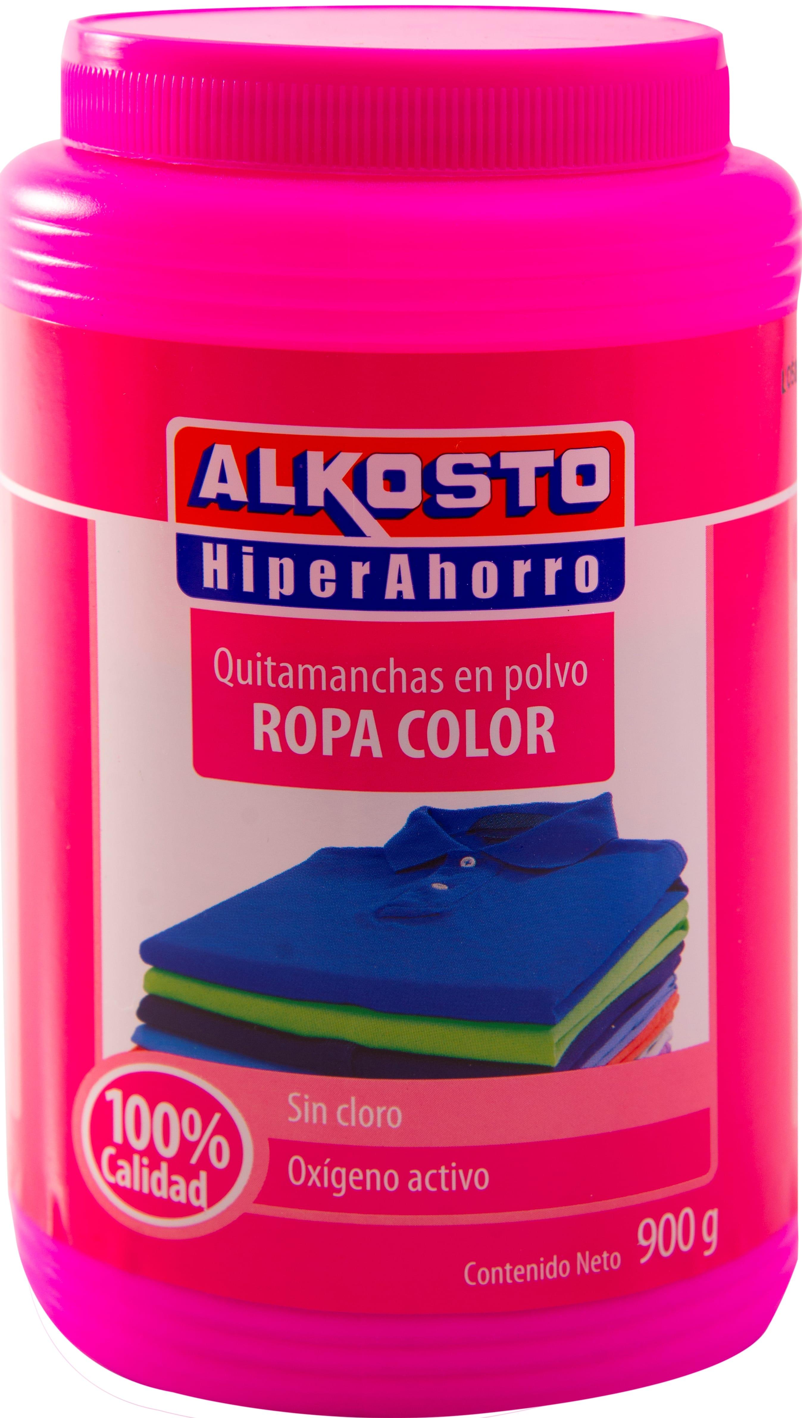 Desmanchador Polvo Ropa Color Alkosto 900g