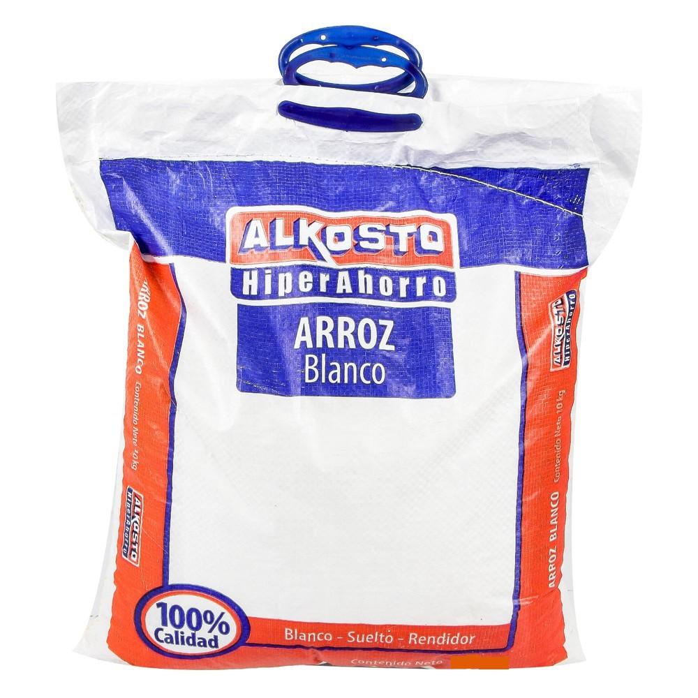Arroz Alkosto Blanco 50k