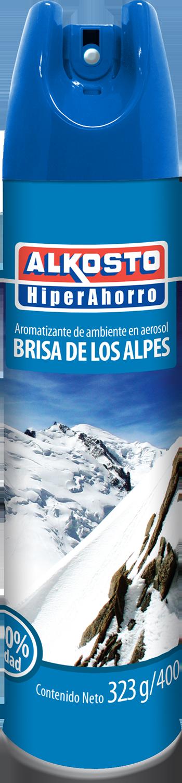 Ambientador Brisas de los Alpes Alkosto 400ml