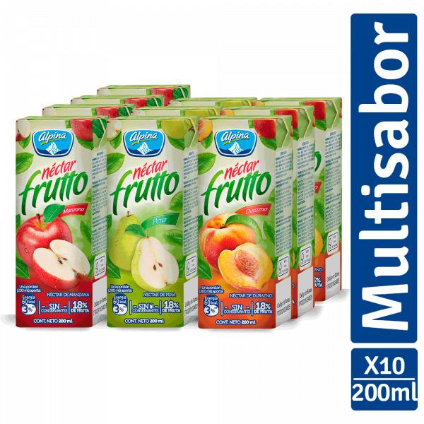 Nectar Frutto Alpina 200ml P7l10