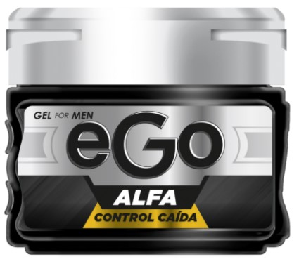 gel ego Control Caida 500ml