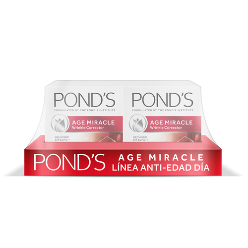Crema Ponds age Miracle dia 50gx2