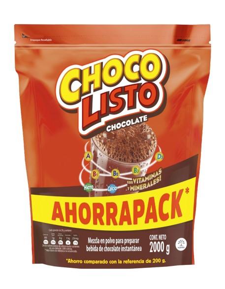 Chocolisto Chocolate 2000g