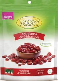 Pasabocas Tosh Arandano doy 300g