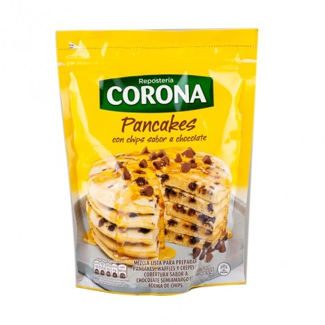 Mezcla Pancakes Corona Chips 320g