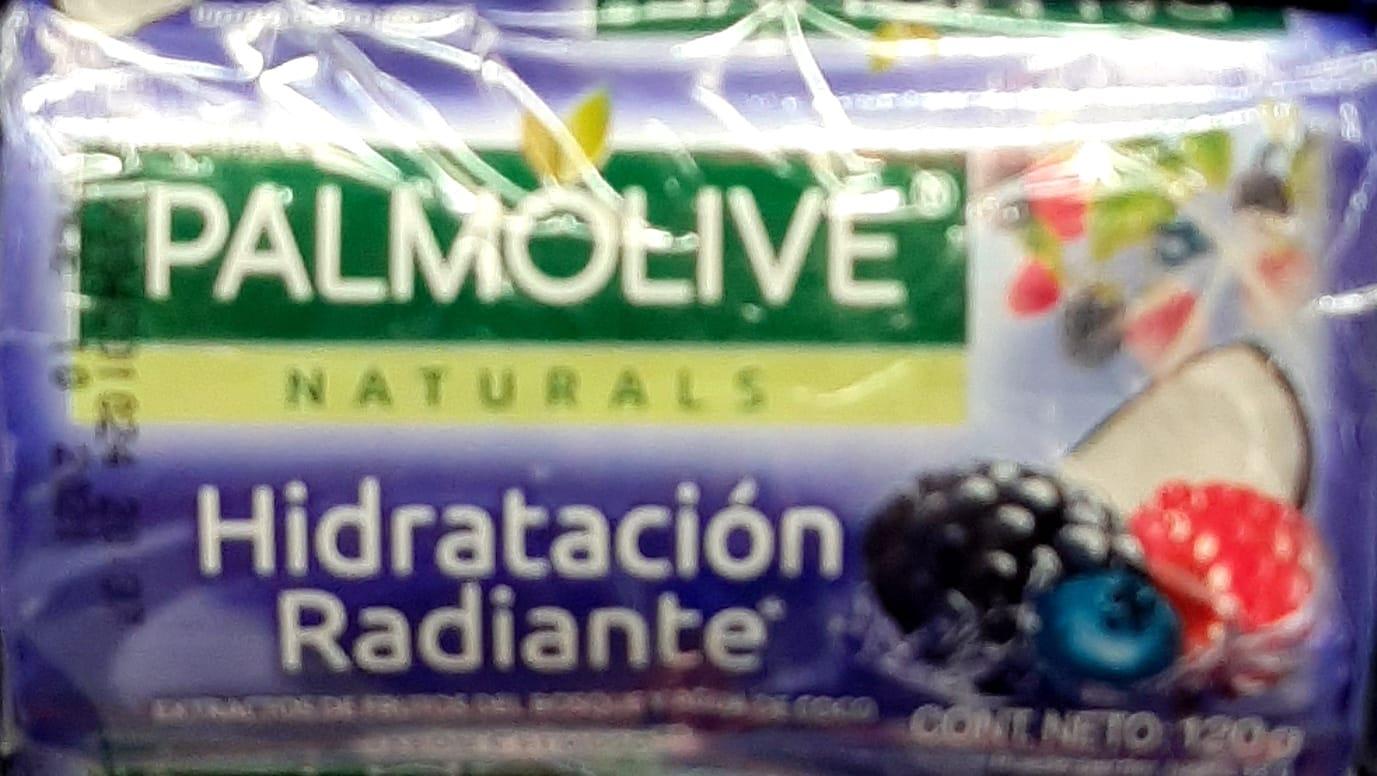 Jabón Palmolive Frutos del Bosque 120gx6
