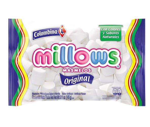 Masmelos Millows Blanco 145g
