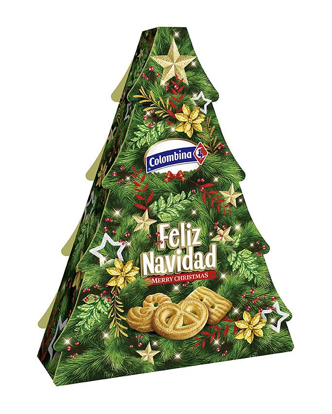 Galleta Arbolito Navidad 200 g