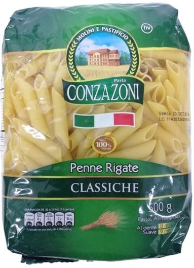 Conzazoni Penne Rigate Classiche X500g