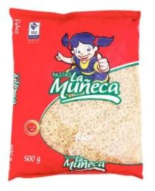 Pasta la Muñeca Fideo X500g