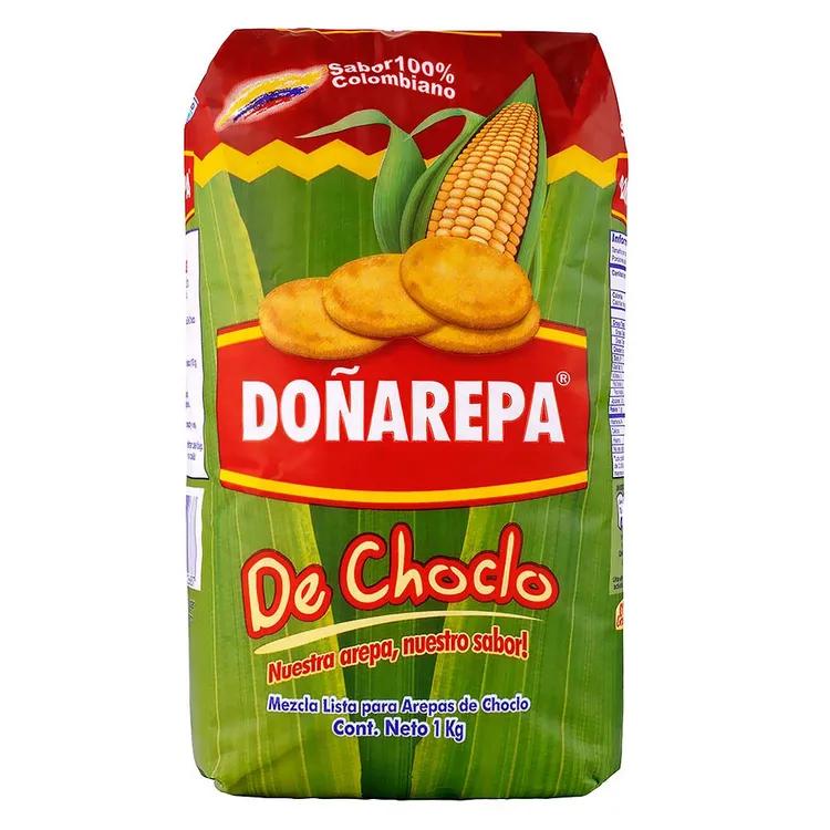 Harina de Choclo Doñarepa 1000g