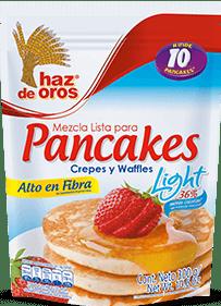 Mezcla Pancakes Light haz de Oros 600g