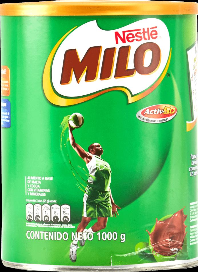 Bebida Chocolate Milo 1000g