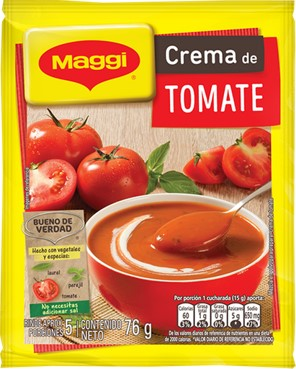 Crema Maggi Tomate X76g