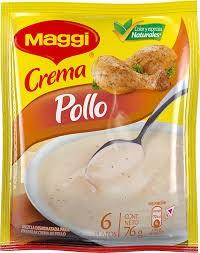 Crema Maggi Pollo 76g