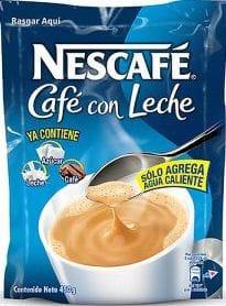 Nescafé Café con Leche Bolsa X450g