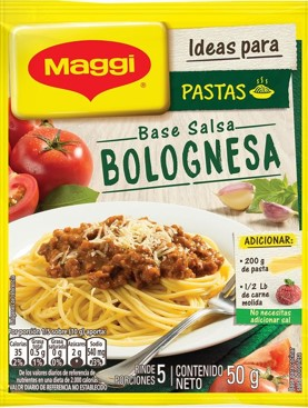 Salsa Bologñesa Maggi 50g