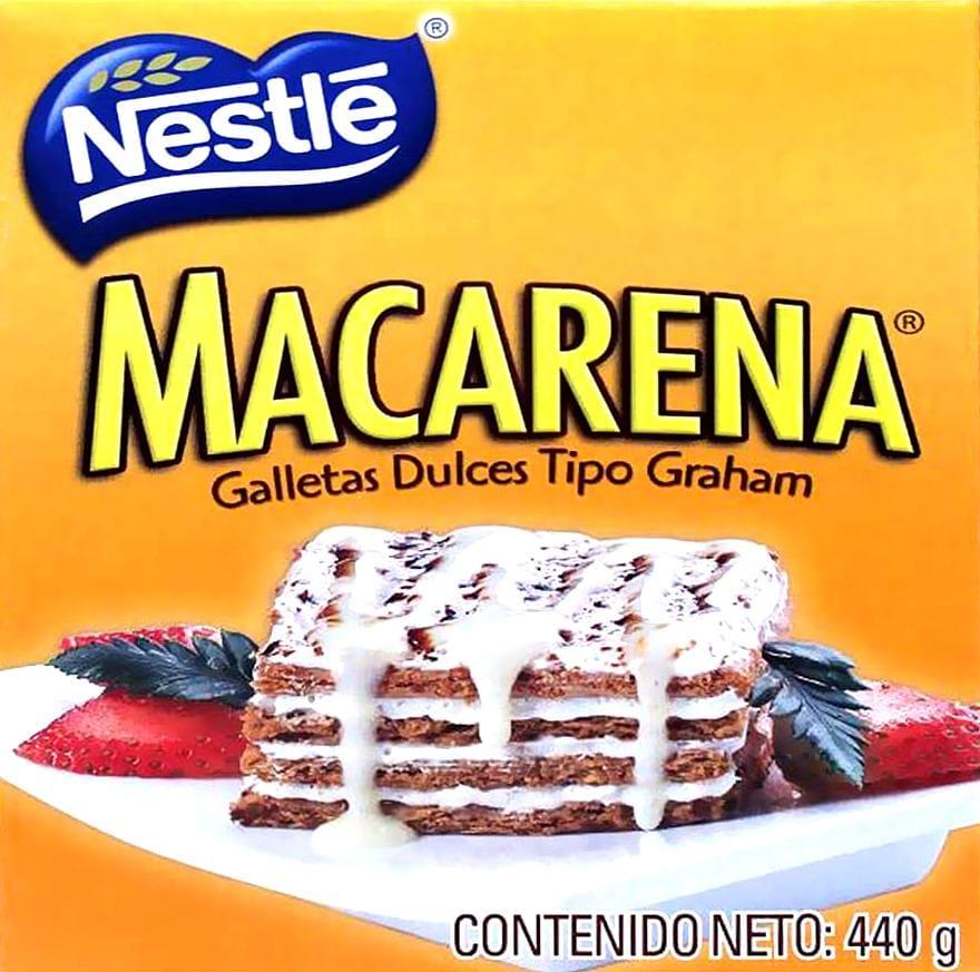Galleta Macarena 440g