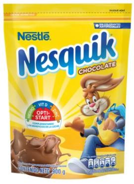 Nesquik Chocolate Doypack x 900g