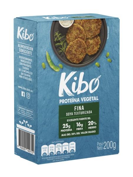 Proteina Vegetal Kibo Fina 200g