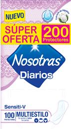 Protectotres Nosotras Multiestilo Sensiti v X200u