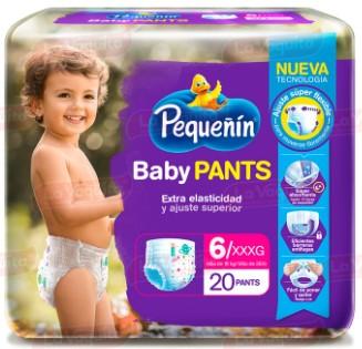 Pants Pequeñin Baby Xxxg X20u
